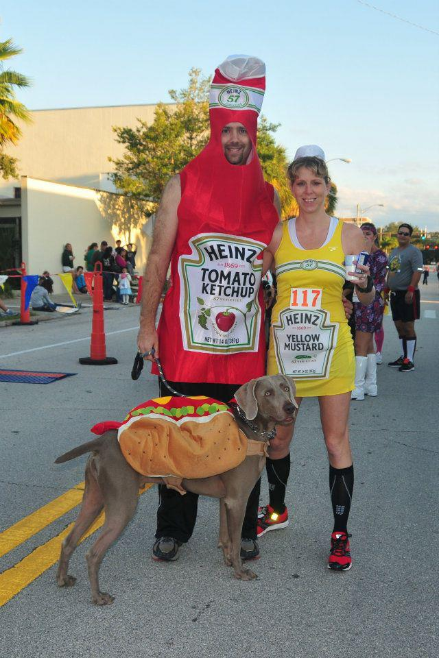 Halloween 5k Best Race Costumes