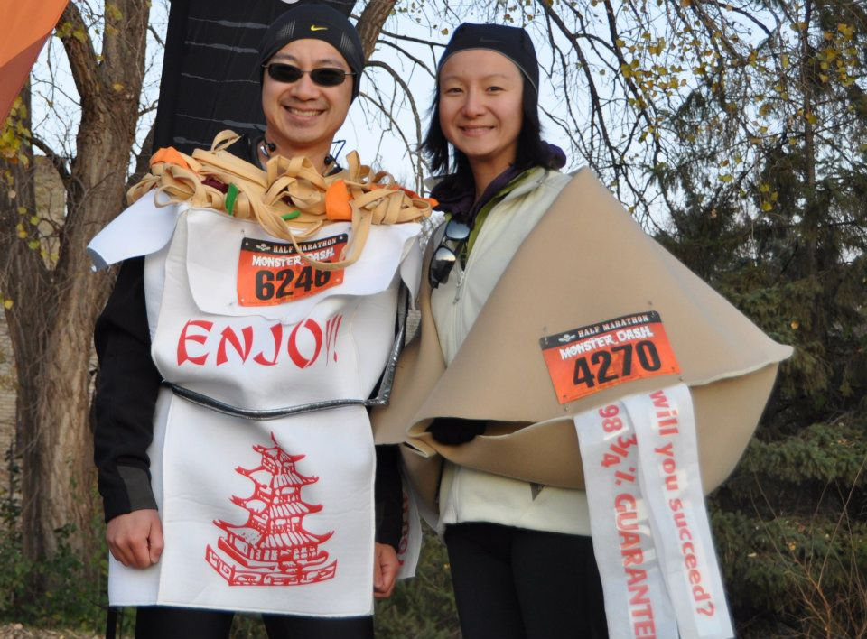sc 1 st  Best Race Costumes - WordPress.com & Chinese food box costume | Best Race Costumes