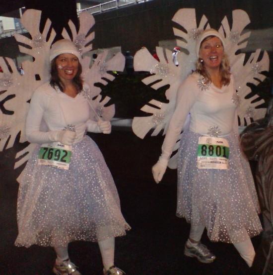 Jingle Bell Run Best Race Costumes