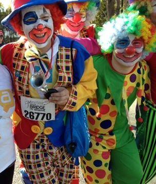 Clown & Clown Runner   Best Race Costumes