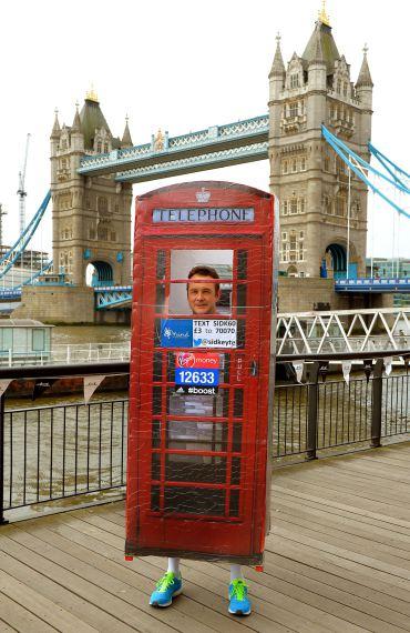 Athletics - Virgin Money London Marathon 2014 - Guinness World Records Marathon Photocall - Tower Bridge